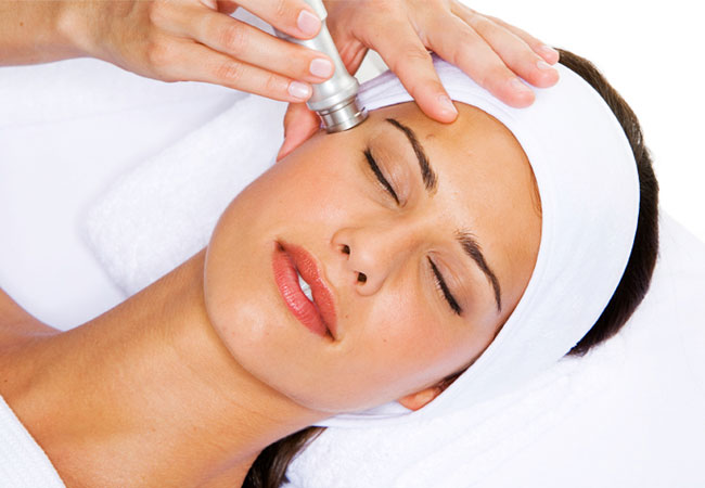 Tratamiento facial - puntas de diamante2